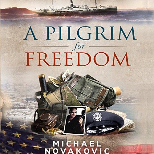 A Pilgrim for Freedom cover art