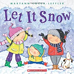 Kids books about snow