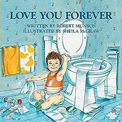 Love You Forever by Robert Munsch #picturebook #tearjerker
