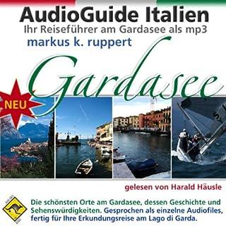 Gardasee, der AudioGuide Titelbild