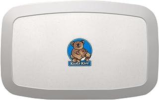 Koala Kare KB200 Horizontal Wall Mounted Baby Changing Station, White Granite