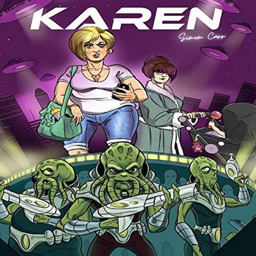 Karen Audiobook By Simon Carr cover art
