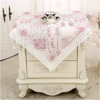 bedside table tablecloth