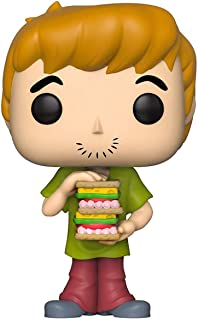 Funko Pop! Animation: Scooby Doo- Shaggy with Sandwich