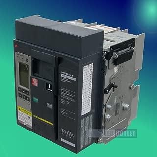 New Square D NT08L1 Circuit Breaker MasterPact 3 Pole 800A 600V 65kA T-Frame