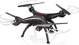 EBS Syma X5SW Drone de 4 Canales Explorers 2 RC RTF WiFi FPV 0,3 MP Cámara - Negro