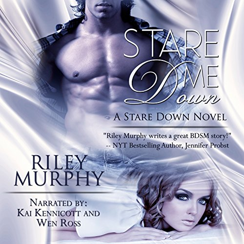 Stare Me Down audiobook cover art