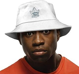 RYUIS Hockey-Logo-Toronto-Maple-Leafs Unisex 100% Cotton Fisherman Hats Outdoor Sun Visor Caps Black