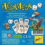 Heckmeck am Bratwurmeck, Würfelspiel Zoch - 4
