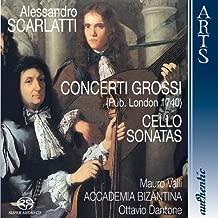 Best alessandro scarlatti concerto grosso Reviews