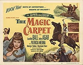 The Magic Carpet 1951 Authentic 22