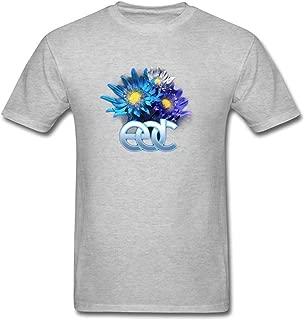Men's 2016 Electric Daisy Carnival EDC Logo T Shirt