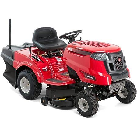 MTD RE 125 Smart 13A776KE600 - Cortacésped automático con ruedas motrices, arranque mecánico, 6200 W, corte 92 cm