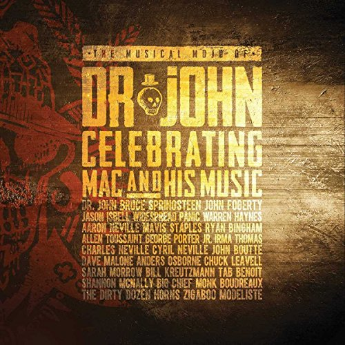 The Musical Mojo of Dr.John (2cd+Dvd)