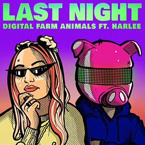 Digital Farm Animals feat. Harlee