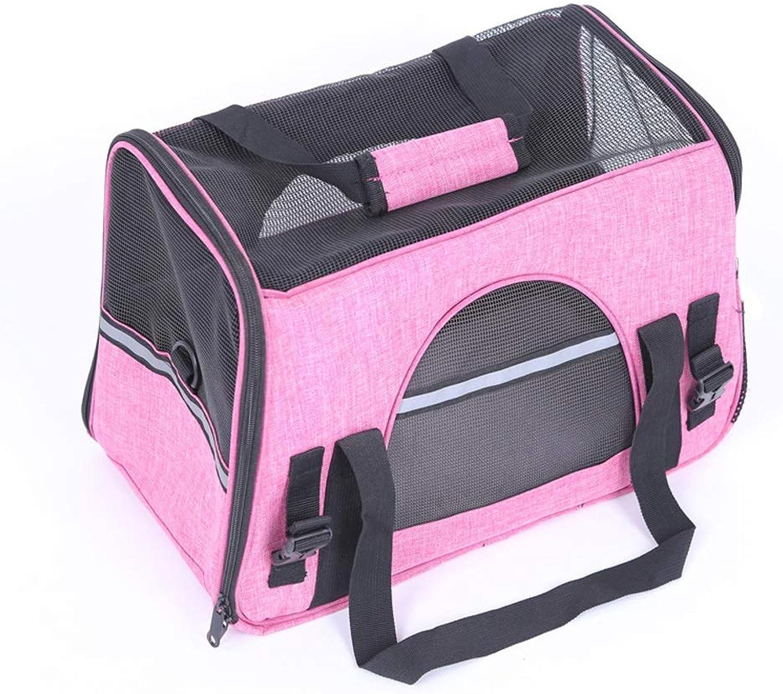 Bag,Breathable Messenger Bag Portable cat Folding Bag Bag