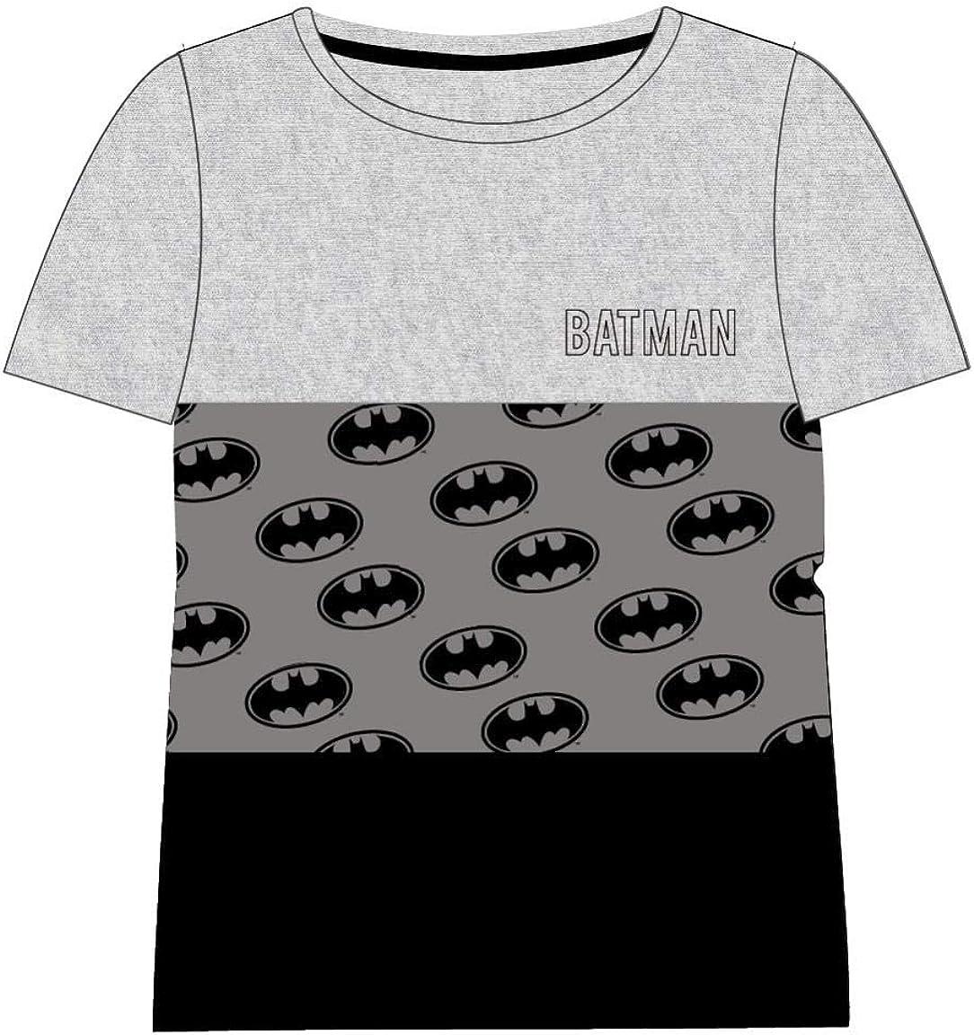 Cerd/á Camiseta Manga Corta Premium Batman Ni/ños