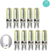 LAMP LED 2.5W G9 6500K Beam Angle 300/° CCT 6400K Dimmable Not Dimmable Energy Rating A Equivalent W
