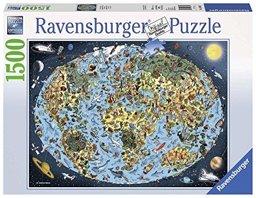 Ravensburger- Puzzle 1500 Piezas, Multicolor (1)