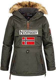 Geographical Norway Chaqueta DE SKI Y MONTAGNA - Mujer