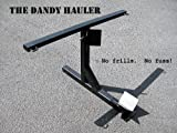 The USA Trailer Store Dandy Hauler – A Motorcycle Carrier