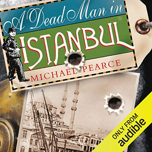 A Dead Man in Istanbul audiobook cover art