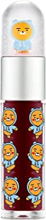 The Face Shop Kakao Friends Hoodie Ryan Blossom Lip Tint - Red It, 5 g