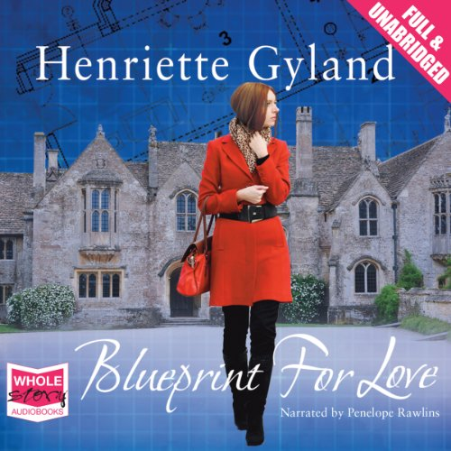 Blueprint for Love audiobook cover art
