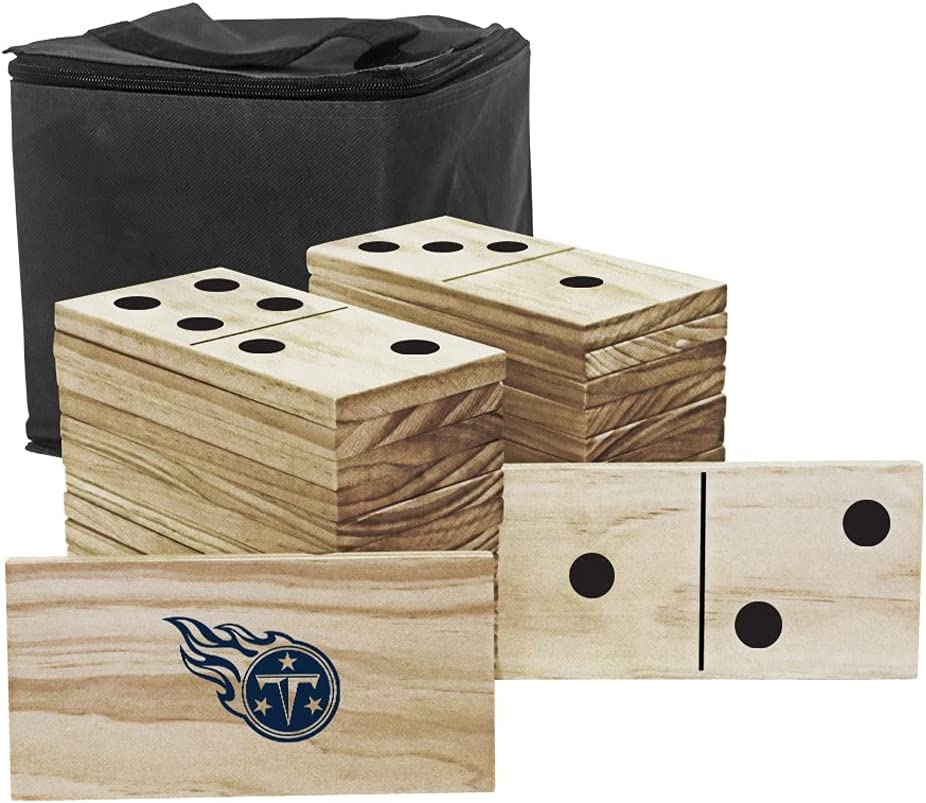 Victory Tailgate Tennessee Titans 2021 Set Dominoes Yard wholesale