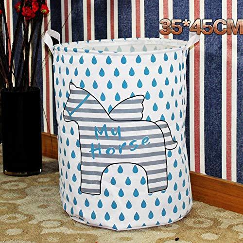 Wasmand wasverzamelaar wasverzamelaar waterbestendig voor vuile speelgoed wasverzamelaar waszak waszak
