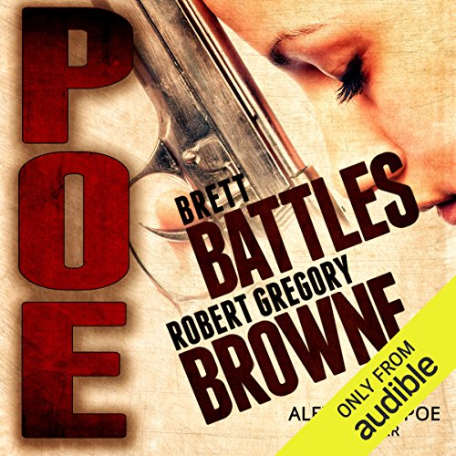 Poe audiobook cover art