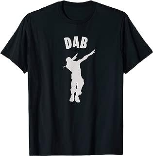 Dab Dance Shirt Video Game Youth Kid Boy Girl Moves Emote