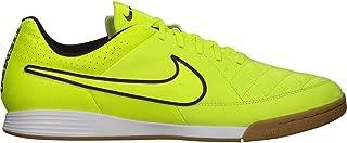 NIKE Men's Tiempo Genio Leather IC Indoor Soccer Shoe