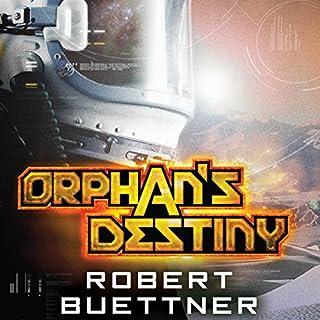 Orphan's Destiny cover art