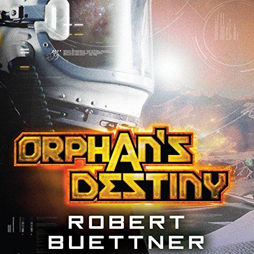 Orphan's Destiny audiobook cover art