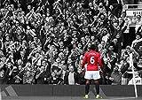 Poster Paul Pogba Star Fußballspieler öffentliches