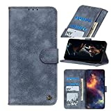 Phone Flip Coque Shell pour Kyocera Android One S8 Flip Portefeuille Portefeuille Kickstand Slots...