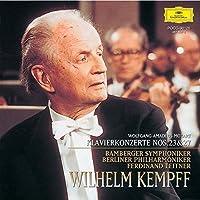Mozart: Klavierkonzerte No 23 & No 27 by Wilhelm Kempff (2008-12-03)