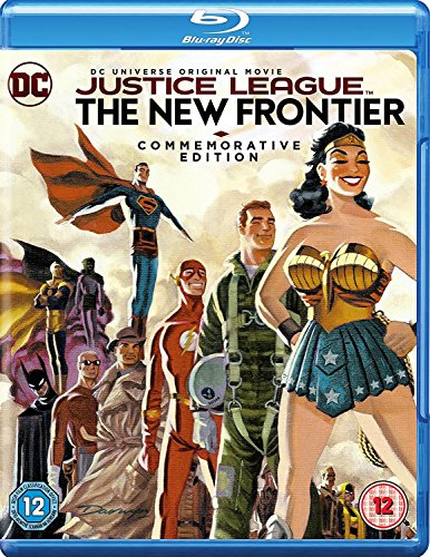 Justice League The New Frontier Commemorative Edition [Edizione: Regno Unito]