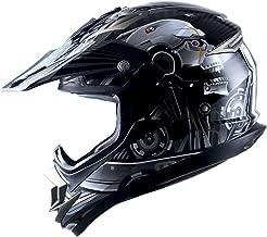 Best skull motocross helmet Reviews