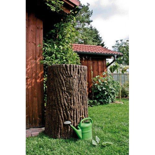 Technik Evergreen 475L Trunk Water Butt Tank - Outdoor Garden Irrigation - Rainwater Harvesting