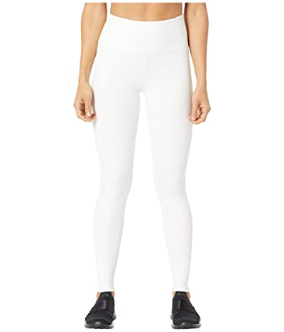 YEAR OF OURS Ribbed High High Leggings (White) Women