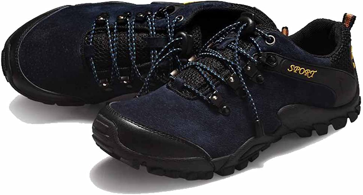SHIXRAN Men Breathable Casual Sports shoes Autumn Waterproof Sneakers Resistance Wear Outdoor Lace Up Hiking shoes