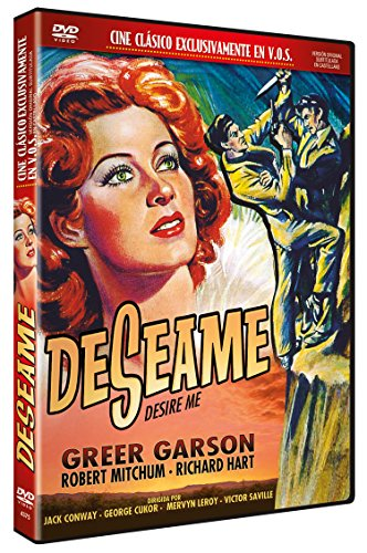 Deseame v.o.s. 1947 DVD Desire Me