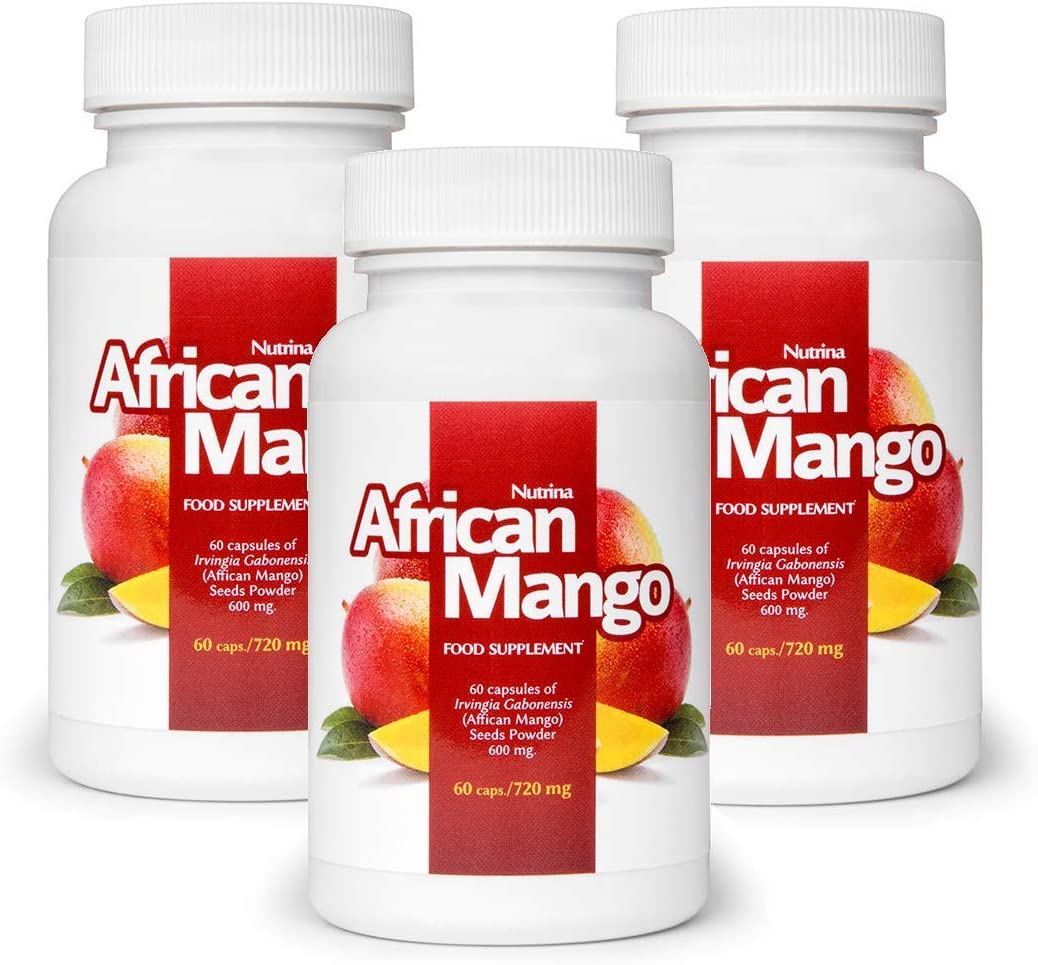 ✅African Mango 3X Dietary African Seed Pow Supplement San ! Super beauty product restock quality top! Antonio Mall