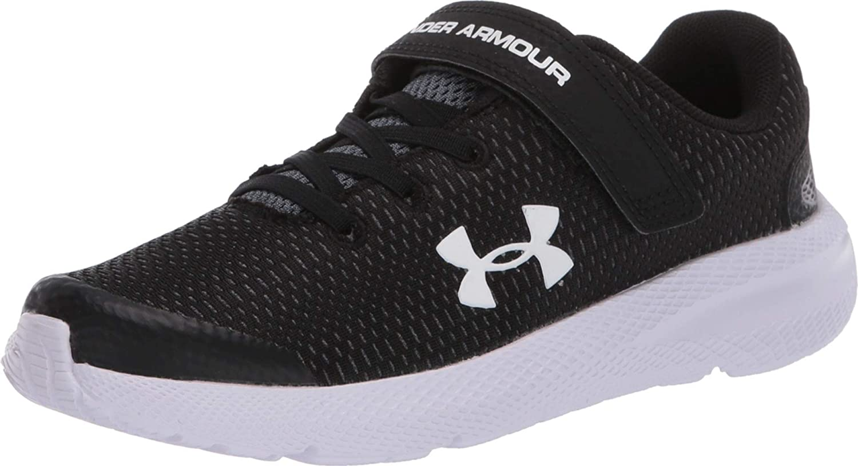 Under Armour Kids Pre School Pursuit 2 Alternative Closure Sneaker