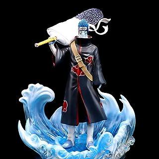 HHXXCC NARUTOアニメPuppe星矢千里勝姫秋月hochwertige版Stue Puppe Skulptur Spielzeug Dequoration Modell Figurfigurhöhe36cm YSFNB (Color...