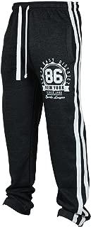 Kinlene Moda Deportiva para Hombres Pantalones Deportivos Pantalones Deportivos Sueltos Pantalón con cordón