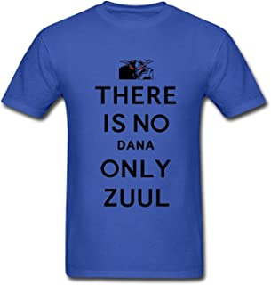 Men's There is No Dana Only Zuul Ghostbusters Generic T-Shirts