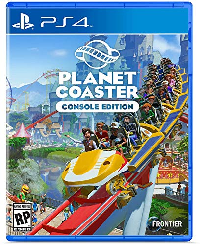 Planet Coaster for PlayStation 4 [USA]